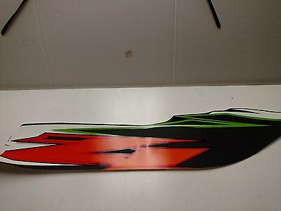 NEW OEM ARCTIC CAT SNOWMOBILE HOOD DECAL PART # 4611-574
