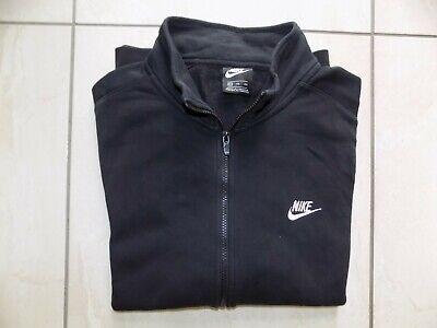 Nike Men's Full Zip Up Sweater/Jumper Size XXL