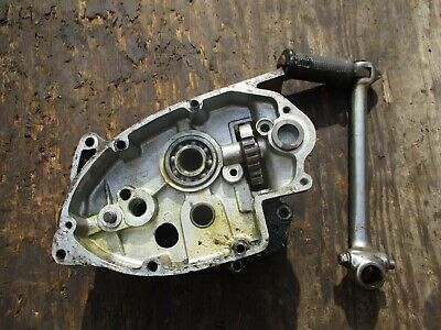 1972 TRIUMPH TRIDENT 750 TRIPLE T150 TRANSMISSION GEAR BOX COVER KICK STARTER for sale  Shipping to Ireland