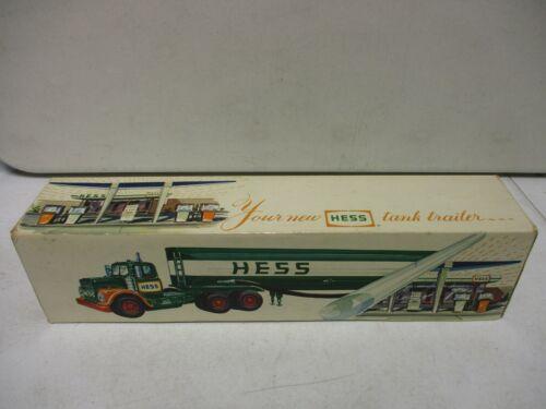 1968 Hess Toy Tanker Truck 8/5