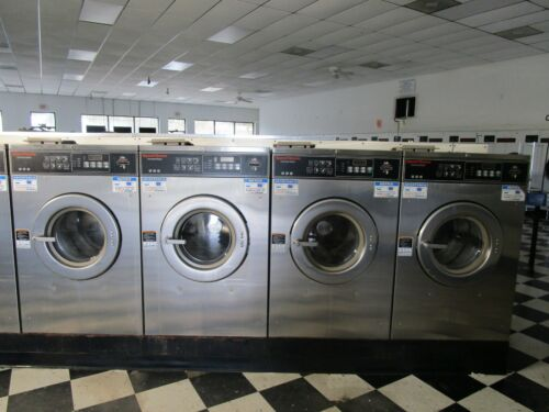 SPEED QUEEN COMMERCIAL WASHER SC27NR2ON40001 208-240V 3 ph MAX LOAD 27 LBS