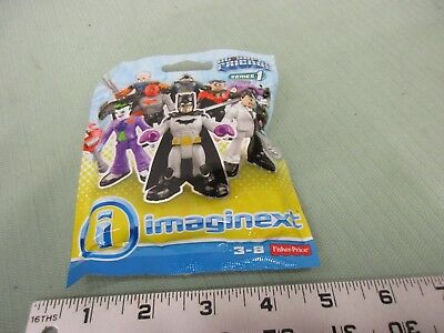 Fisher Price Imaginext DC Batman Blind Bag Series 1 One Red Hood Sealed # 81