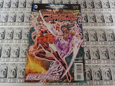 Red Lanterns (2011) DC - #11, Rage, Atrocitus, Milligan/Sepulveda, NM/- (New 52)