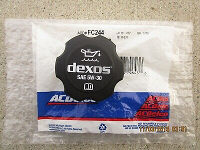 11-12 CHEVY COLORADO 2D 4D PICKUP CAB ENGINE OIL FILLER FLUID CAP OEM BRAND NEW