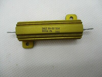 New Dale Vishay Rh-50 50 Atts 100kohms 100k Ohms Power Resistor