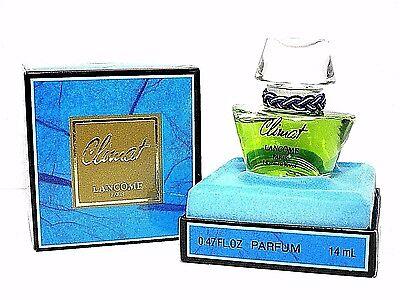 Lancome Climat Pure Parfum Splash 0 47 Oz   14 Ml Rare Item New Sealed In Box
