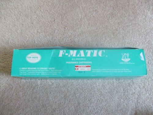 F-Matic Fragrance Gel Cartridges Set of 10 Apple EIKOSHA