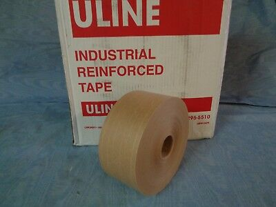 Gummed Paper Tape 1 Roll 3 X 450 Reinforced For Betterpacks Dispenser