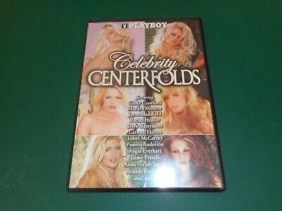 BRAND NEW PLAYBOY CELEBRITY CENTERFOLDS DVD *PAM ANDERSON JENNY MCCARTHY ++