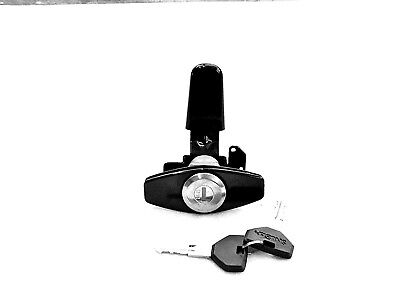 SNUGTOP PARTS SNUGTOP ALL GLASS REAR DOOR FLUSH KEY LOCK