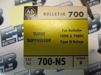 Allen Bradley 700-n5 Surge Suppressor- New