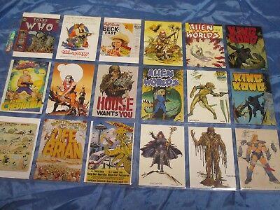 Trading Cards , William Stout , Comic Images 1993 , Kunst  Sammelbilder /#  175