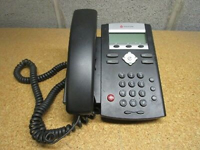 Polycom Soundpoint Ip 331 Voip Business Phone No Base Only Handset