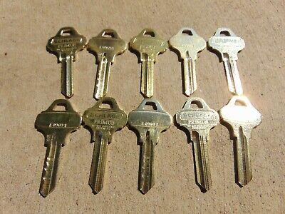 10 Keys  Primus Schlage D245 Keys Uncut  Locksmith