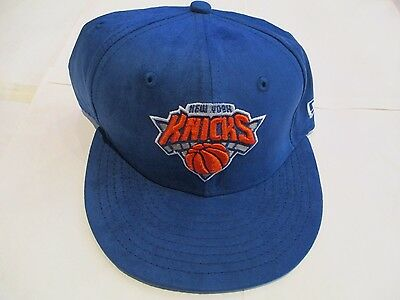 NEW YORK KNICKS 9FIFTY SNAPBACK CAP BY NEW ERA SIZE ADULT SMALL/MEDIUM BRAND NEW