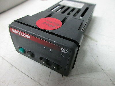 Watlow Sd Sd3c-hfca-aarg Temperature Controller New