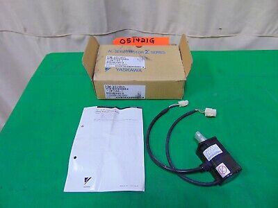 Yaskawa Ac Servo Motor 200 Volt 3000 Rpm