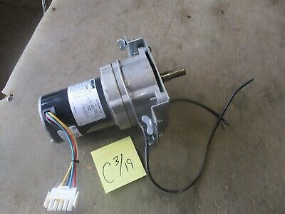 Used Ice Auger Motor For Cornelius Soda Machine Ed150-bch Ed300 Free Shipping