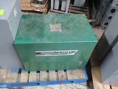Speedaire Refrigerated Compressed Air Dryer 3z532a 55scfm100psig 115vac 1ph