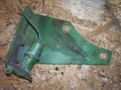 Vintage Oliver Super 55 Gas Tractor -rear Elec Outlet Bracket-1956