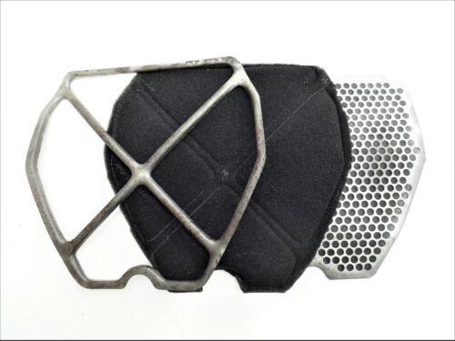 HONDA SUPERDREAM CB250N CB400N - ORIGINAL FIT AIR FILTER ELEMENT WITH CLAMPS