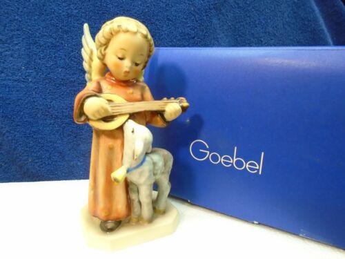 Hummel nativity -  Angel Serenade with lamb/sheep #83, with box