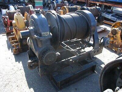 Tulsa Winch 100000 Lbs Mechanical Model 80l