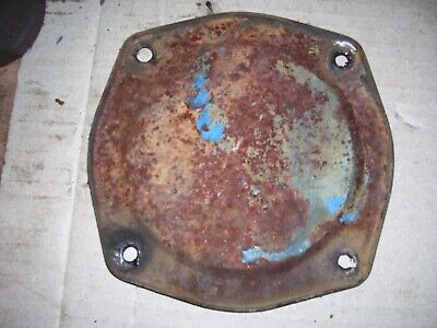 Vintage Fordson Super Dexta Tractor - Injection Pump Timing Cover