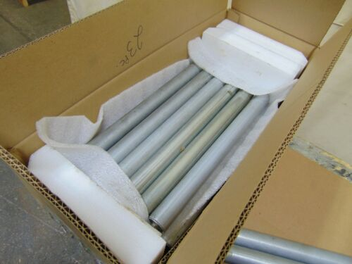 23 Pcs Gravity Roller Conveyor Rollers - Build Your Own Conveyor - Replacements