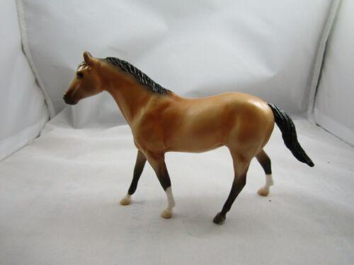 Little Bits Paddock Pals American Quarter Horse Stallion Model # 1656- Breyer