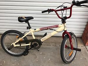 "No Fear 20"" BMX bicycle + helmet Keilor Downs Brimbank Area Preview"