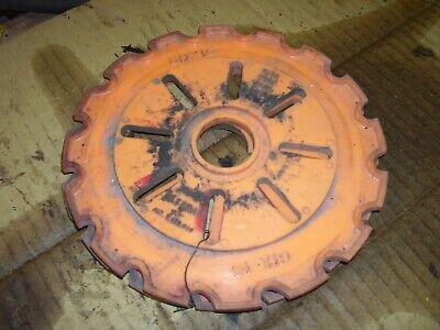 Vintage Ihc Mccormick Tractor Planter Seed Plates C 1x- 16  X 2