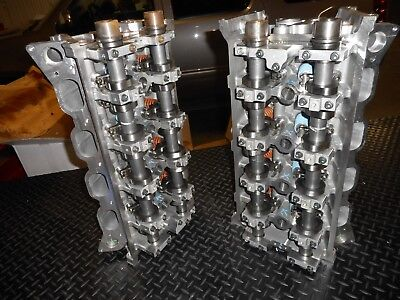 2007 2012 gt500 shelby mustang ford racing gt supercar heads cylinder gt 40 cams