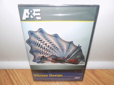 A&E House Beautiful: Vibrant Design (DVD, 2010) NEW!!!
