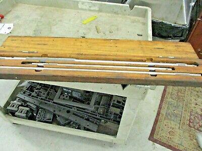 Starrett Tubular Inside Micrometer Set 32-82