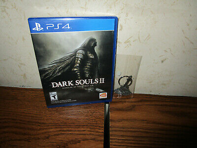 Usado, PS4 Dark Souls II: Scholar of the First Sin w/ Bonfire Keychain  comprar usado  Enviando para Brazil