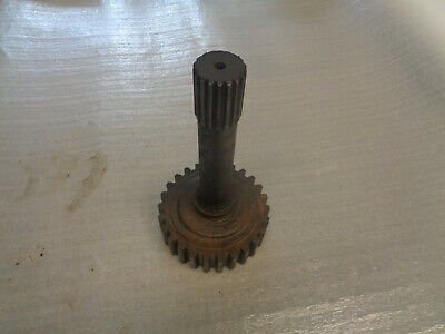 John Deere 40 420 440 Crawler Dozer. Steering Clutch Shaft And Disc Drive