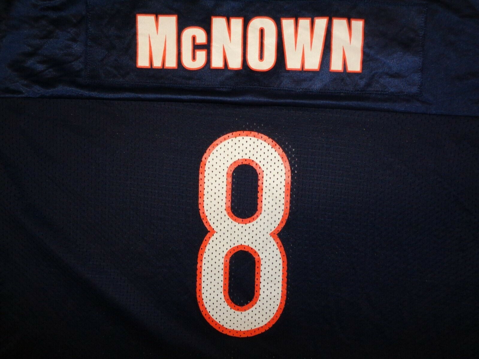 PRISTINE AUTHENTIC CADE McNOWN CHICAGO BEARS CHAMPION NFL GAME FOOTBALL JERSEY  - $39.99