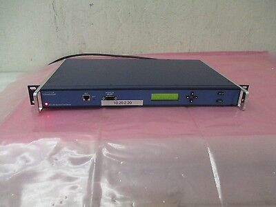 Symmetricon True Time Nts-200 Gps Network Time Server 412797
