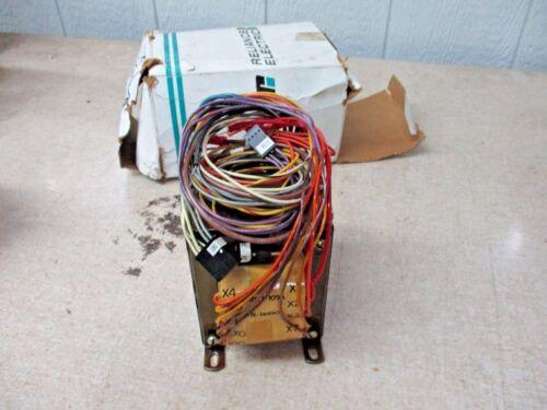 RELIANCE ELECTRIC 707966-24R TRANSFORMER, #12311030R NIB
