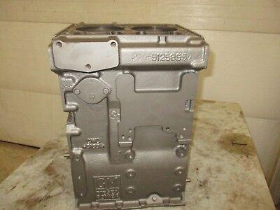 John Deere 435 440 Gm Diesel Engine Block Crack Free We Ship Antique Tractor