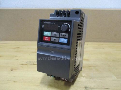 Delta Inverter VFD007EL43A AC Variable Frequency Drive VFD-EL 1HP 3 Phase 460V
