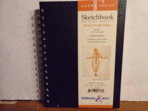 Stillman & Birn Sketchbook Gamma series