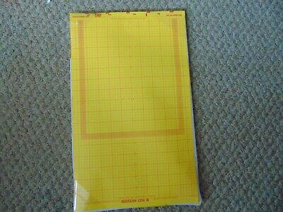 Baseline Multilith 1250w Pre Ruled Masking Sheets