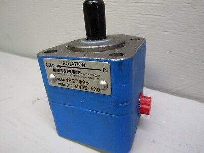 Viking Pump Sg-0435-a0o Hydraulic Pump