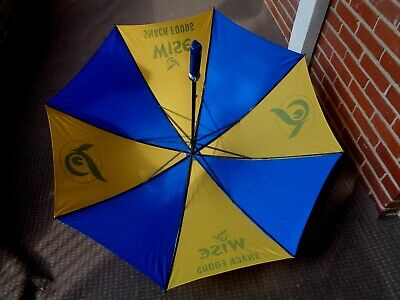 VINTAGE WISE CHIPS SNACK FOODS UMBRELLA FIBERGLASS SHAFT ADVERTISING