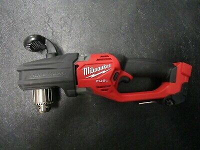 Milwaukee 2807-20 M18 Fuel Hole Hawg 12 Cordless Right Angle Drill Dispaly Mod