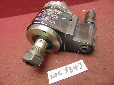 Cst Tapmatic 12 Cap Er16 Collet Tapping Head Rdtic50 Loc5843