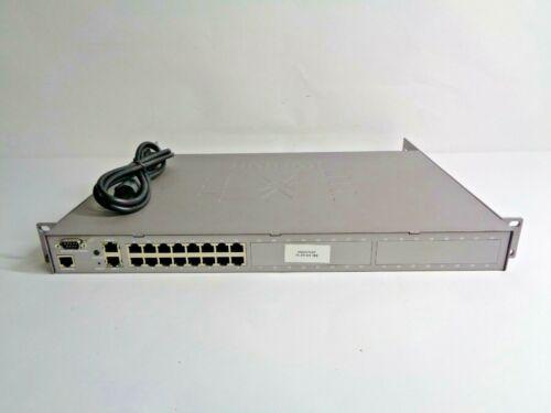Raritan Dominion DSXA-16-DL 16 Port Secure Console Server W/ Rack Mount