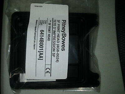 Genuine Pitney Bowes Print Head 4g8-0024 New In Unopened Package